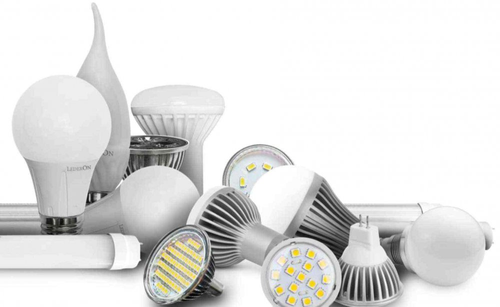 светодиодные лампы в Екатеринбурге